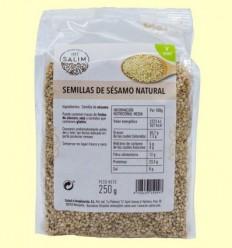 Llavors de Sèsam Natural - Int -Salim - 250 grams