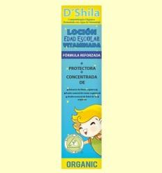 Loció Vitaminada Anti Paràsits - Especial Edat Escolar - D'Shila - 250 ml