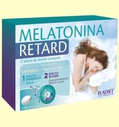 melatonina Retard - Eladiet - 30 comprimits