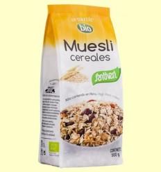 Muesli Cereals Bio - Santiveri - 500 grams