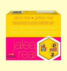 Gelea Reial Infantil 500 mg - Sotya - 20 ampolles