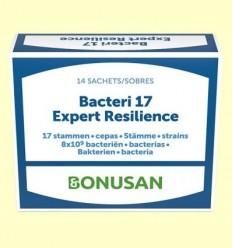 Bacteri 17 Expert Resilience - Bonusan - 14 sobres