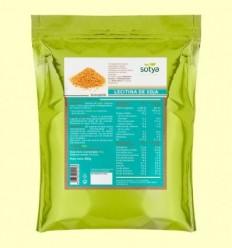 Lecitina de Soja granulada - Sotya - 800 grams