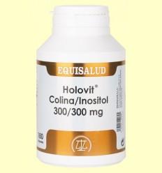 Holovit Pujol Inositol 300/300 mg - Equisalud - 180 càpsules