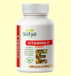 vitamina E - Sotya - 100 càpsules