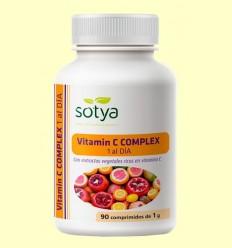 Vitamina C Natural 1 a el dia - Sotya - 90 comprimits