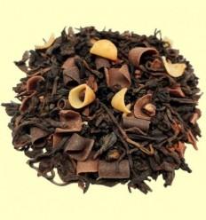 Te Vermell Xinès Pu-Erh amb Xocolata