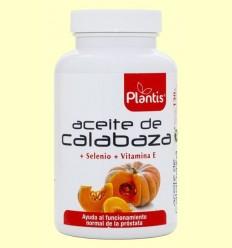 Oli de Carbassa - Plantis - 180 càpsules