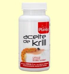 Oli de Krill - Plantis - 90 càpsules