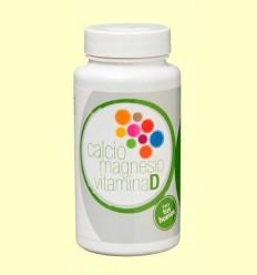 Calci Magnesi i Vitamina D - Plantis - 60 comprimits