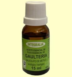 Oli Essencial de gaulteria Bio - Integralia - 15 ml