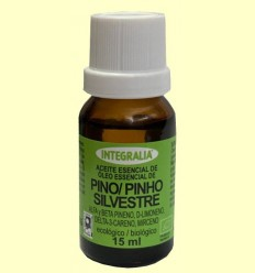 Oli Essencial de Pi Silvestre Bio - Integralia - 15 ml