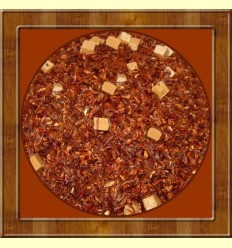 Te Vermell Rooibos o Rooibush Africà amb aroma a Caramel Natural 100 grams