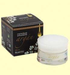 Crema Facial Antioxidant d'Argan - Plantis - 50 ml