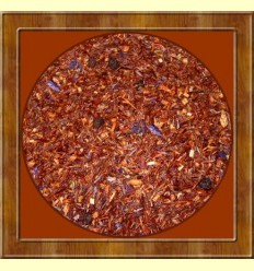 Te Vermell Africà Rooibos o Rooibush aromatitzat amb Iogurt i Nabius 100 grams