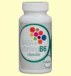 Gaba i Vitamina B6 - Plantis - 60 càpsules