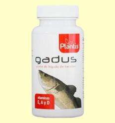 Gadus Fetge de Bacallà - Plantis - 110 càpsules