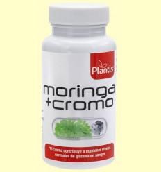 Moringa i Crom - Plantis - 60 càpsules