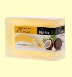 Sabó Natural Glicerina Coco - Plantis - 100 grams