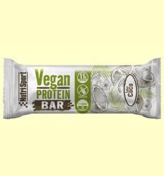 Vegan Protein Bar gust Coco - NutriSport - 12 barretes