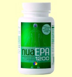 NuaEPA 1200 - Ácido Eicosapentaenoico - 90 càpsules