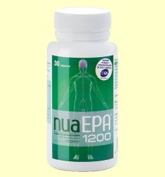 NuaEPA 1200 - Ácido Eicosapentaenoico - 30 càpsules