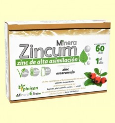 minera Zincum - Pinisan - 60 càpsules