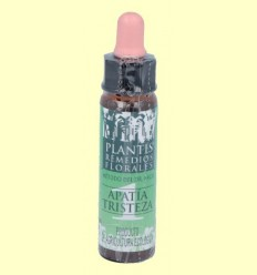 Apatia Tristesa - Combinat - Cultiu Ecològic - Plantis - 10 ml