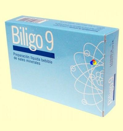 Biligo 9 Silici - Plantis - 20 ampolles