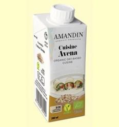 Cuisine de Civada Bio - Amandin - 200 ml