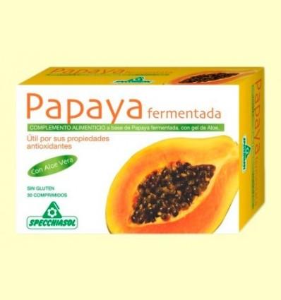 papaia Fermentada - Specchiasol - 30 comprimits