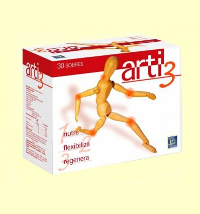 Arti3 - Laboratorios Ynsadiet - 30 sobres