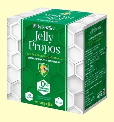 Jelly Propos - Gelea Reial -Ynsadiet - 20 ampolles