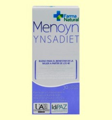 Menoyn - Ynsadiet - 30 càpsules
