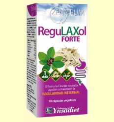 Zentrum Regulaxol Forte - Regularidad intestinal - 30 càpsules