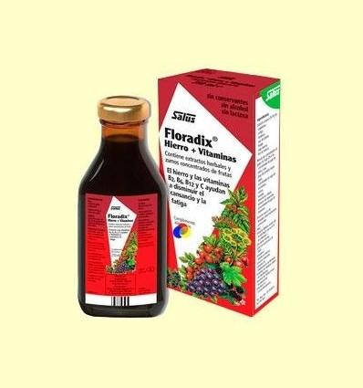 Floradix Elixir - Salus - 500 ml