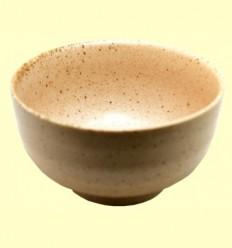 Bol de Ceràmica Makiko color Rosat per Te Matcha - Cha Cult - 300 ml