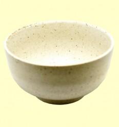 Bol de Ceràmica Makiko color beix per Te Matcha - Cha Cult - 300 ml