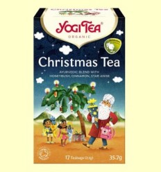 Christmas Tea - Te de Nadal - Yogi Tea - 17 bossetes d'infusió