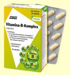 Vitamina B-Komplex - Salus - 30 càpsules