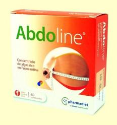 Abdoline - Algues Fucoxantina - Pharmadiet - 60 comprimits
