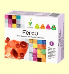 Fercu - Novadiet - 60 càpsules