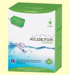 Kildetox Verd - Control de Pes - Novadiet - 18 estics