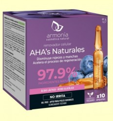 AHA s Naturals - Renovador - Armonía - 10 ampolles