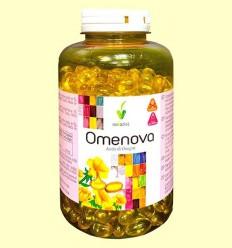 Omenova - Oli d'Onagra - Novadiet - 225 càpsules toves