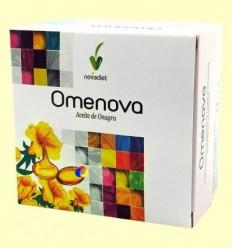 Omenova - Oli d'Onagra - Novadiet - 100 càpsules toves