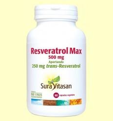 resveratrol Max - Sura Vitasan - 60 càpsules