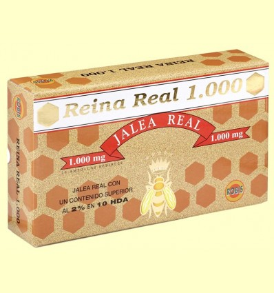 Reina Reial 1000 - Robis - 20 ampolles