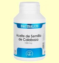 Oli de Llavor de Carbassa 1.000 mg - Equisalud - 120 càpsules