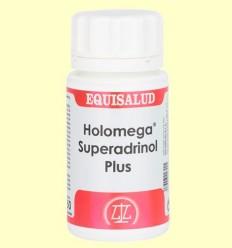 Holomega Superadrinol Plus - Equisalud - 50 càpsules